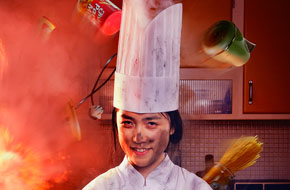 chef,portrait,conceptual,hotel,photographer,seoul,korea