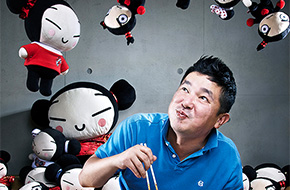 VOOZ CEO portrait / Korea life Style, Editorial, Magazine Photographer Manchul Kim