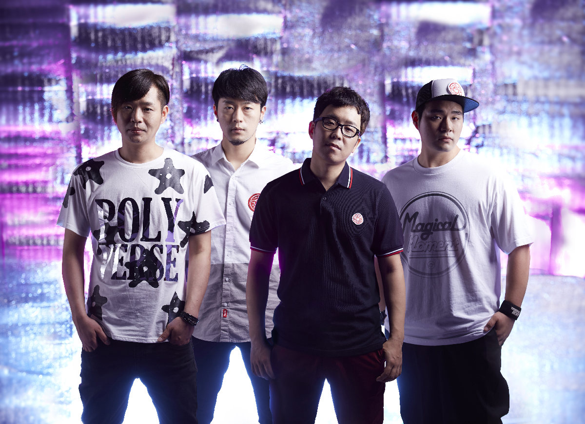 Korea,Band,Portrait,Kpop,Sugardonut Team Portrait