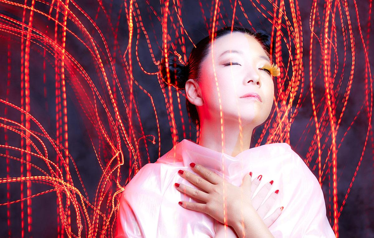 Artist portrait - Minna Choi ,Music,Portrait,photographer,Seoul,Korea