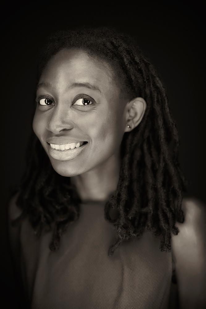 British Novelist Helen Oyeyemi