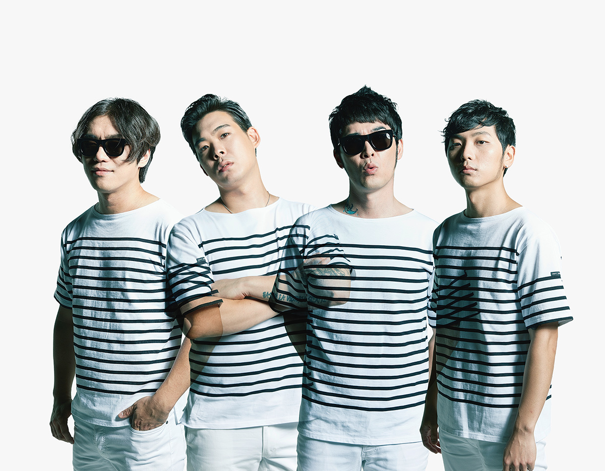 The Monotones,더 모노톤즈,Kpop,K-pop,Korea,Rock,Photographer,Manchul Kim