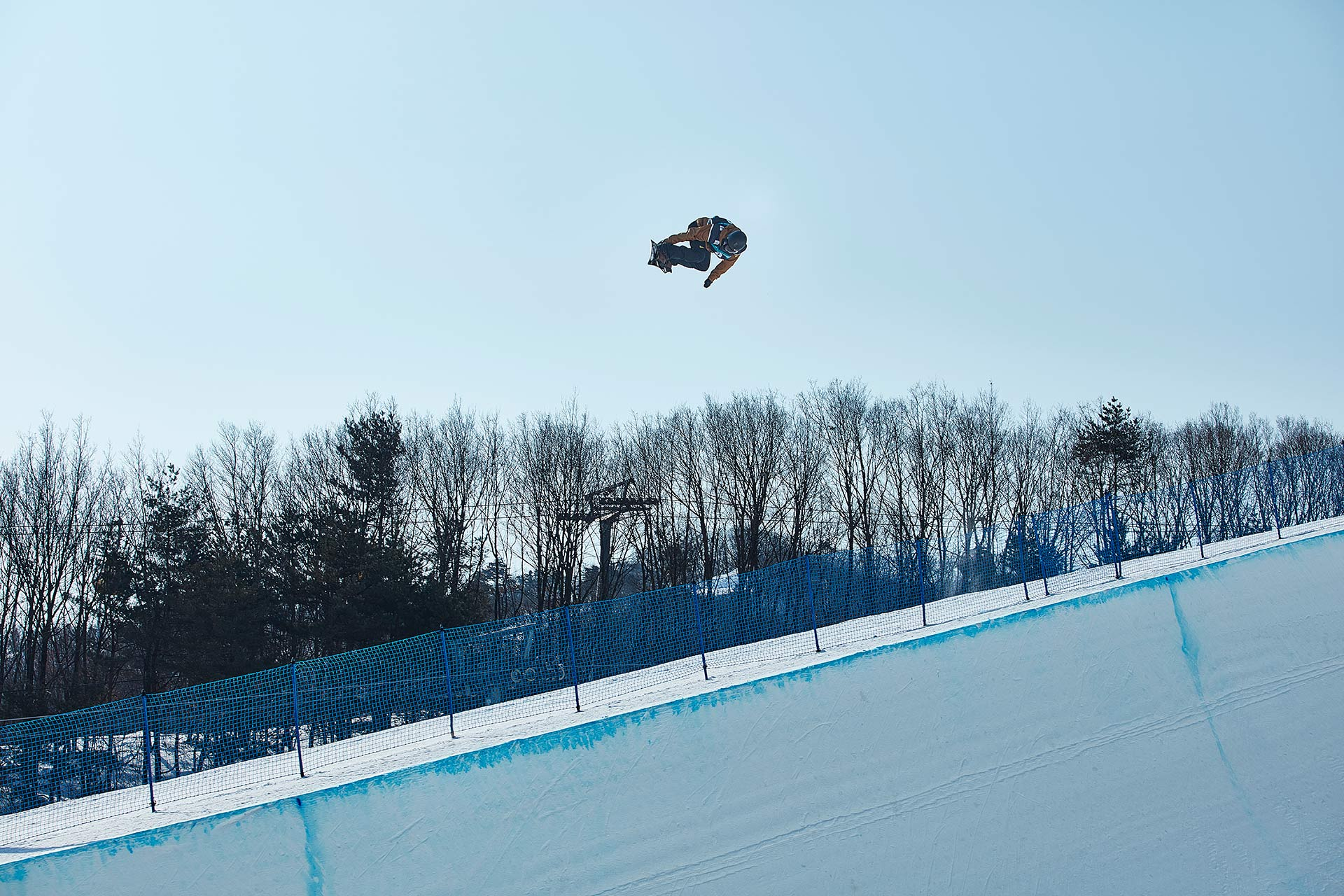 Zhang Yiwei,2018 winter olympics,pyongchang,Korea,snowboard,halfpipe